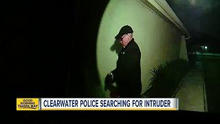 Search underway for man who broke into sleeping woman's bedroom in Clearwater
