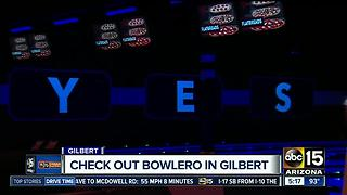 Check out Bowlero in Gilbert - Video