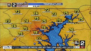 Temps will feel like 100 Degrees - Video