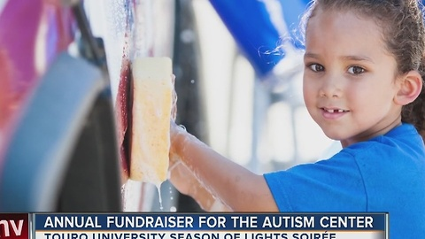 Annual fundraiser for Autism center