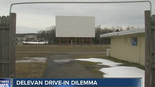 DELEVAN DRIVE-IN DILEMMA - Video