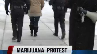 Founder of Idaho Moms for Marijuana cited for possession - Video
