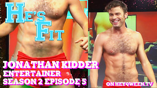 Entertainer Jonathan Kidder on He's Fit!: Shirtless Fitness & Muscle Exploitation - Video