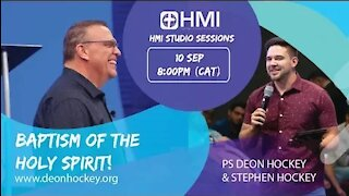 Baptism of the Holy Spirit | Studio Sessions