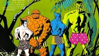 10 Bizarre Comic Books - Video