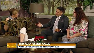 "VA ""Stand Down"" Event For Homeless and At-Risk Veterans"