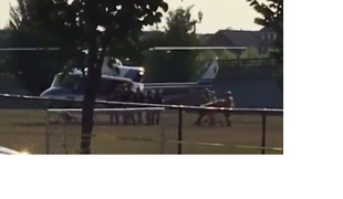 Medevac Chopper Leaves Scene of Shooting at Congressional Baseball Practice - Video