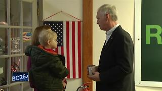 Sen. Ron Johnson says health care bill moving too fast - Video