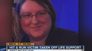 Milwaukee hit-and-run victim taken off life support