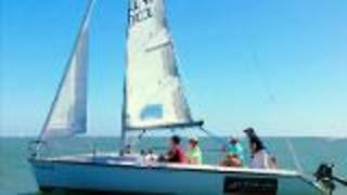 Sailing Tips - Furling Behind Main - Video