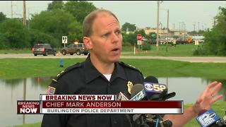 Curfew Lifted in Burlington - Video