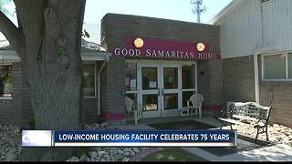 Mayor takes note of Good Samaritan Home's success - Video
