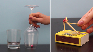Try these 4 genius tricks: You'll leave everyone speechless - Video
