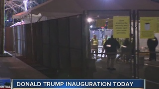 The Inauguration of Donald Trump - Video