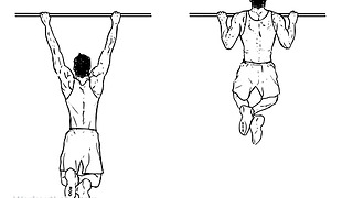 How to install a pull up bar in your basement - Video