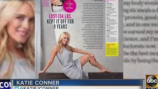 Arizona mom shares weight loss story with People magazine - Video