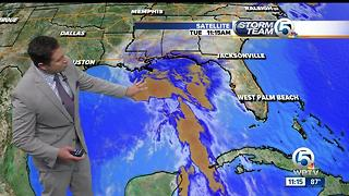 South Florida Tuesday afternoon forecast (6/20/17) - Video