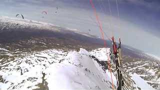 GoPro Captures Incredible Footage of Paragliding in Norway - Video