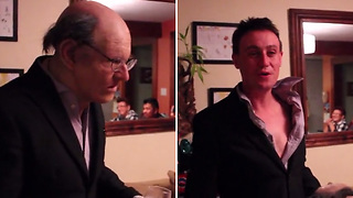 "Woman Introduces ""Boyfriend"" To Her Parents, But She Has Something To Add - Video"