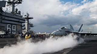 US Launches New Strikes Against Islamic State Targets in Iraq and Libya - Video
