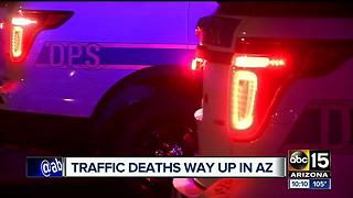Traffic deaths on the rise in the Grand Canyon State - Video