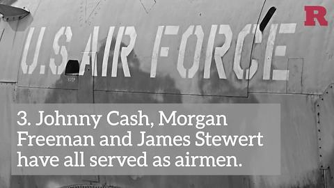 Rare Goes Yellow: 5 Facts About The U.S. Air Force That You Should Know