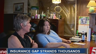 Thousands Of Tennesseans Stuck In Coverage Gap - Video