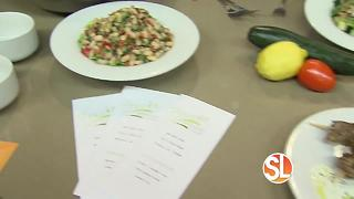 Chef Kody from Fresko creates cool Mediterranean food for summer - Video