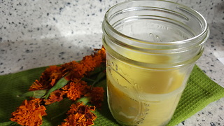 How to make all-natural healing salve - Video