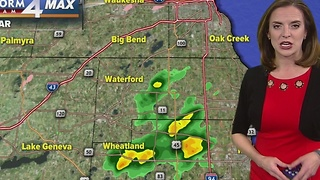 Wednesday Evening Facebook Forecast - Video