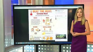 How to prevent heat-related illnesses - Video
