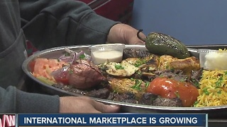 International Marketplace to expand - Video