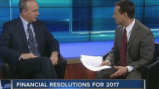 Financial resolutions for 2017 - Video