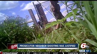 Johnson Co. shootout video raises questions about Indiana's self-defense laws - Video