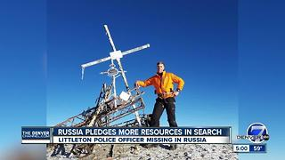 Russian ambassador meets with Colorado Rep. Coffman to help search for missing Colorado officer - Video