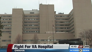 Congressman Brad Ashford on fight for VA hospital - Video