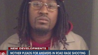 Mother pleads for justice after son shot during apparent road rage incident - Video