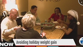 Avoiding holiday weight gain - Video