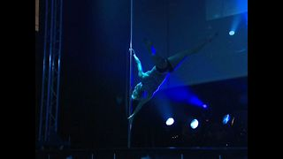 European Pole Dancing Championshps - Video