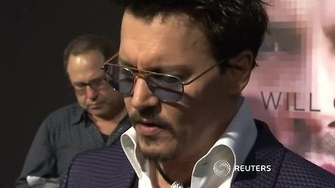 Johnny Depp to star in Fantastic Beasts sequel