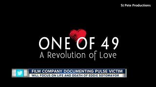 St. Pete filmmaker highlights Pulse victim from Sarasota - Video