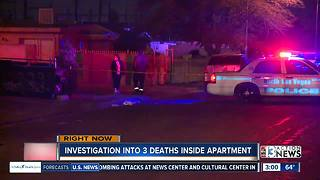 3 found dead in apartment - new details - Video