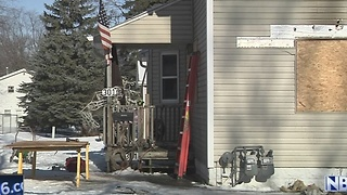 DUPLEX FIRE ALLOUEZ - Video