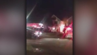 Family of 4 dead in Akron house fire - Video