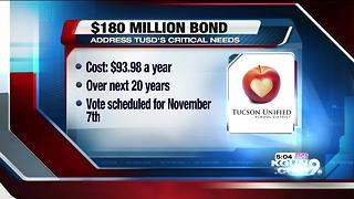 $180 million bond on the ballot for TUSD - Video