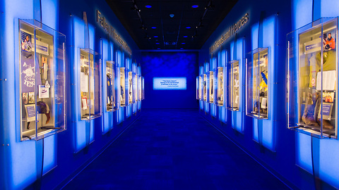 Kennedy Space Center Visitor Complex's Forever Remembered exhibit honors fallen shuttle crews