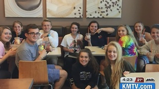 Westside DECA students learn marketing skills from former Husker turned Dunkin' Donuts franchisee - Video