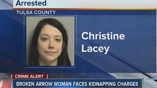 Woman allegedly kidnaps friend over missing cash - Video