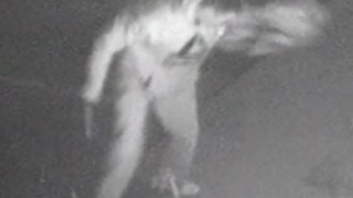 Suspect wanted for setting man on fire