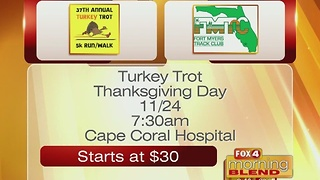 Turkey Trot 5k 11/23/16 - Video